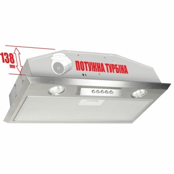 Вытяжка ELEYUS Modul 960 LED SMD 52 IS
